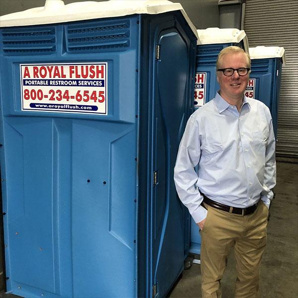 Butler Pushes Growth At A Royal Flush