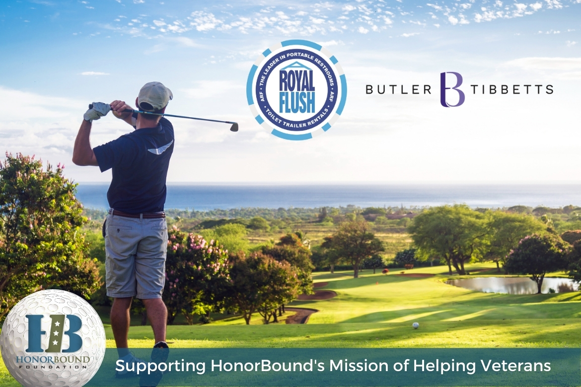 A Royal Flush to Raise Money for Veterans at Golf Event